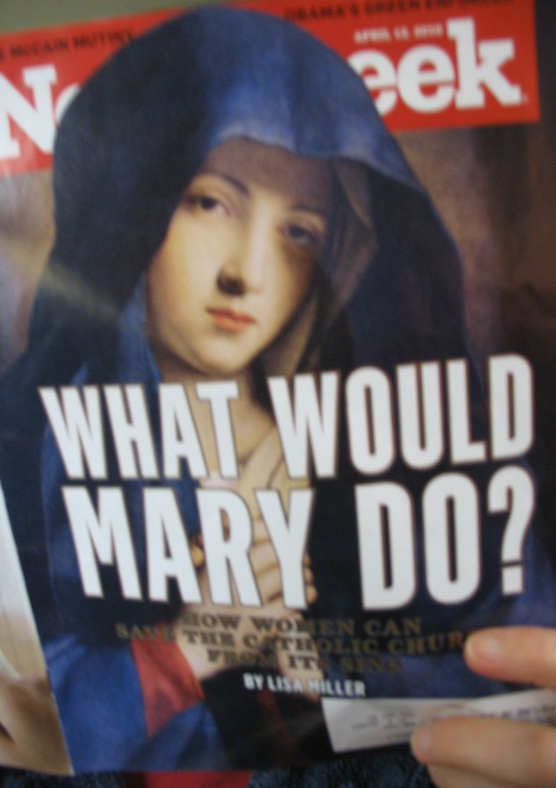 Newsweek Mary
